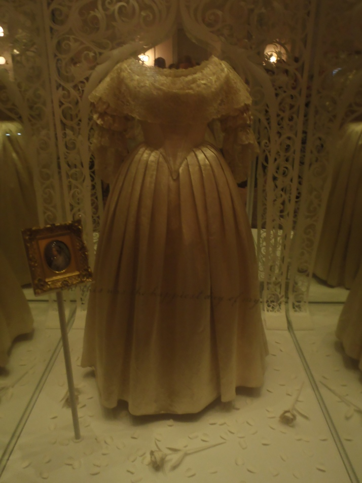Victoria's Wedding Dress