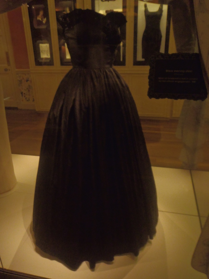 Another of Diana's dresses