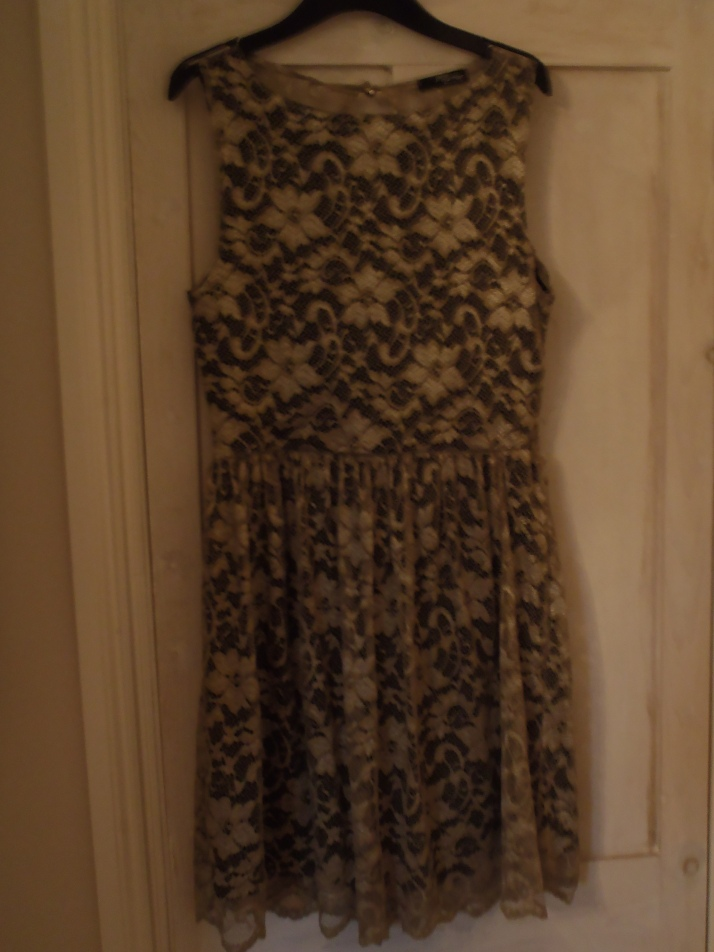Lace dress from Jane Norman