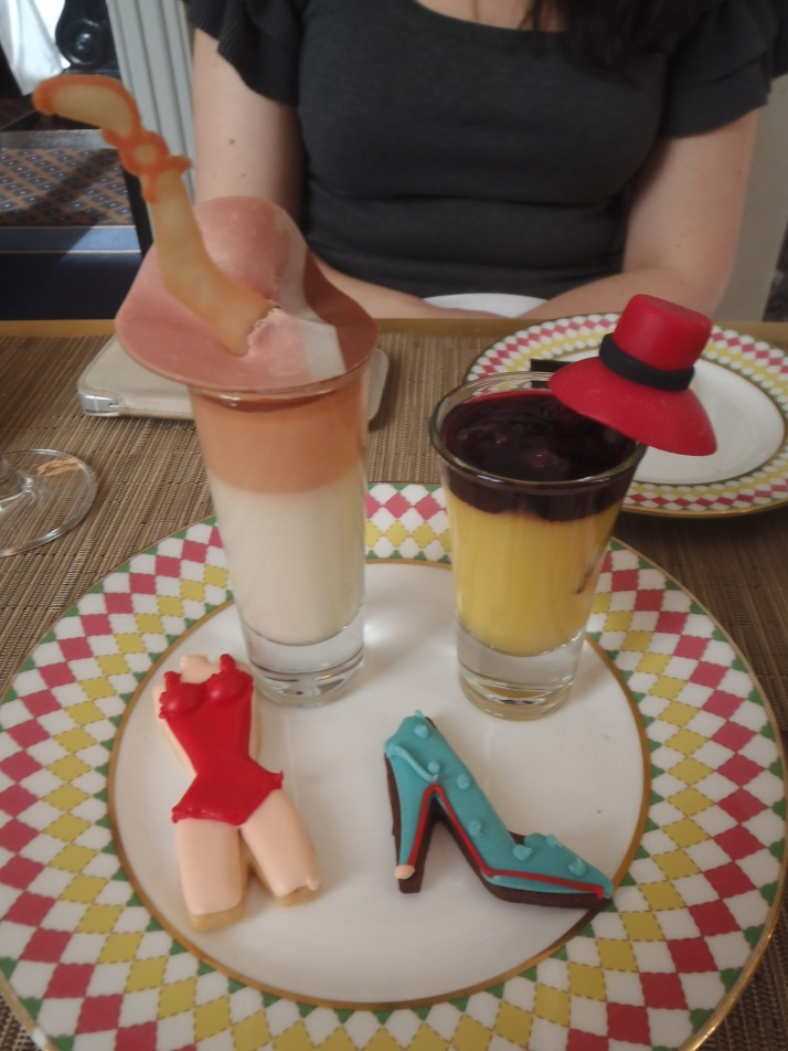 Designer sweet treats - Dsquared, Colletto and Louboutin