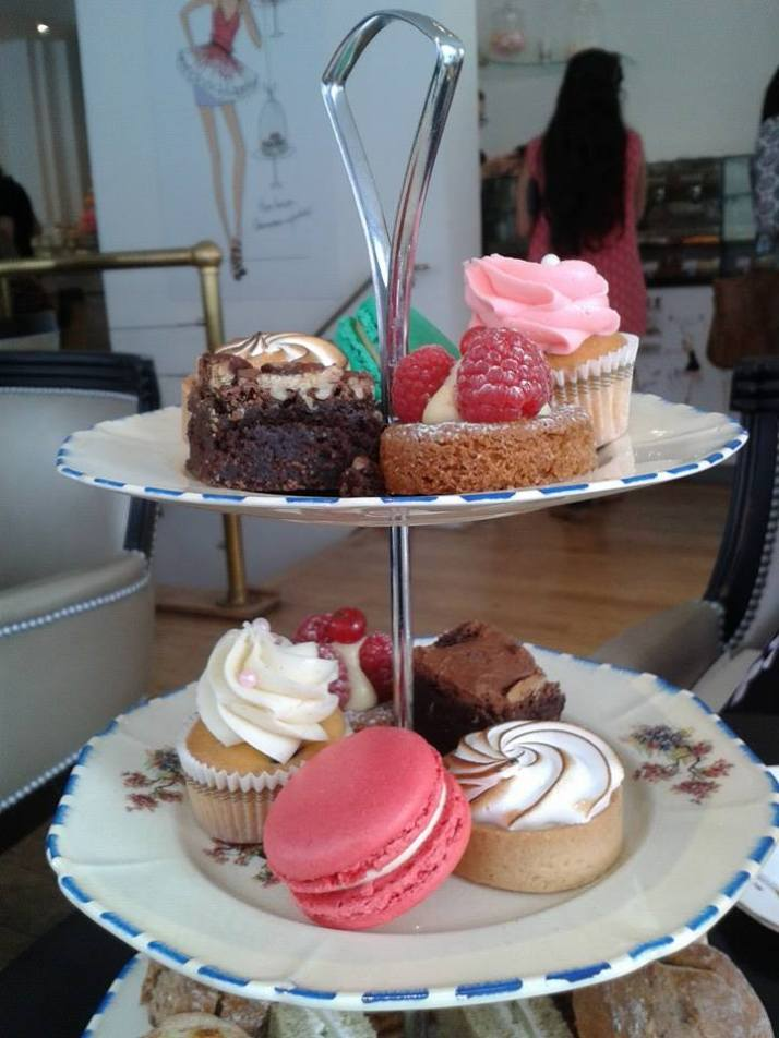 cakes at BB
