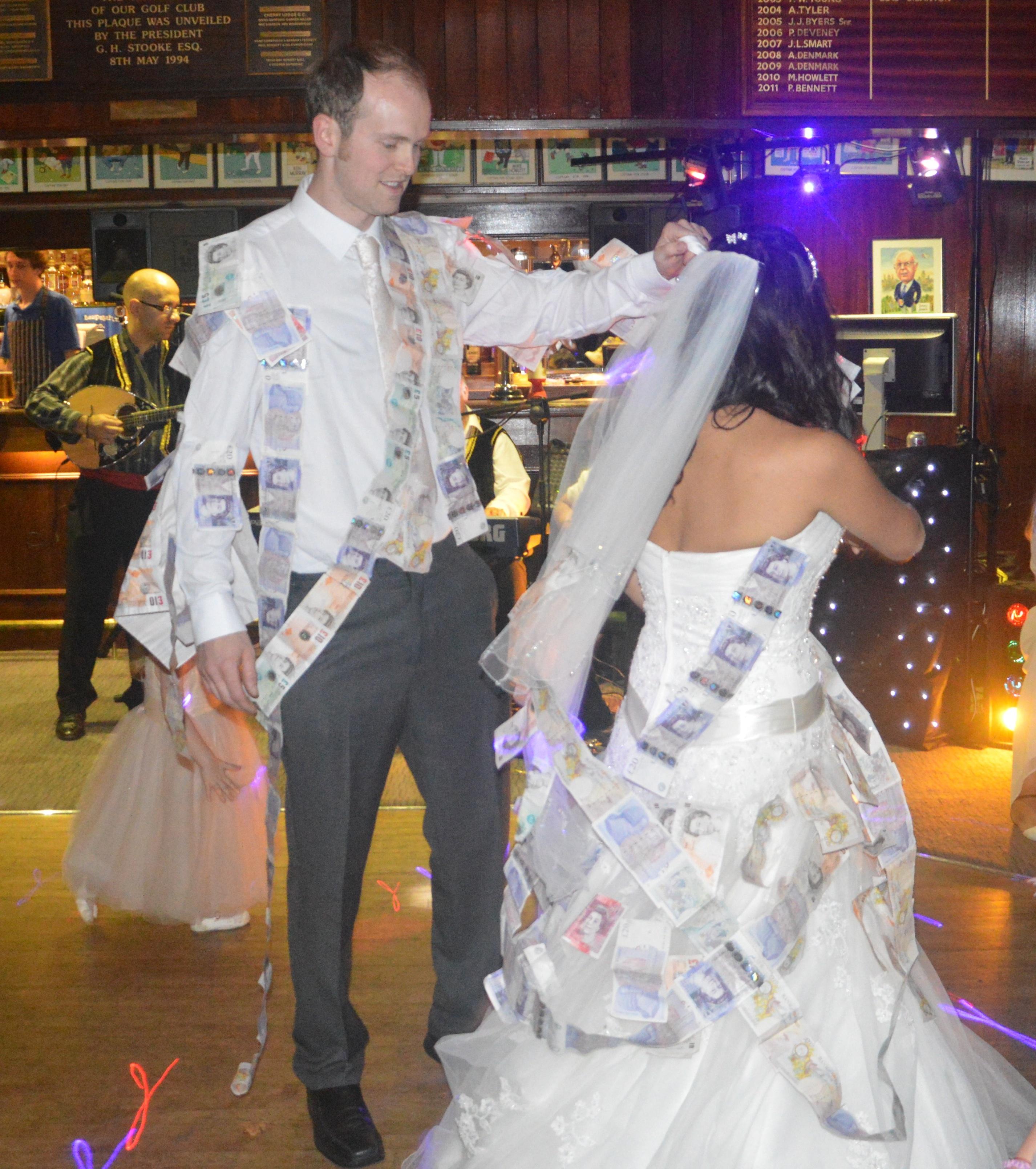 Money Dance Wedding.Money Dance Blahnikgirl