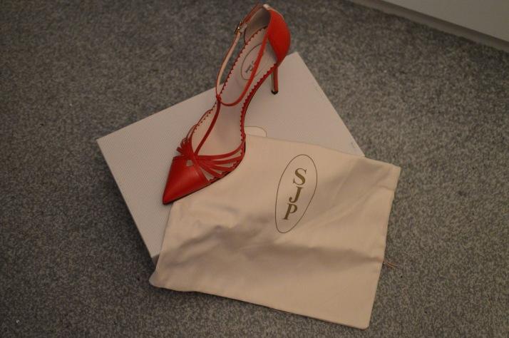 SJP shoe