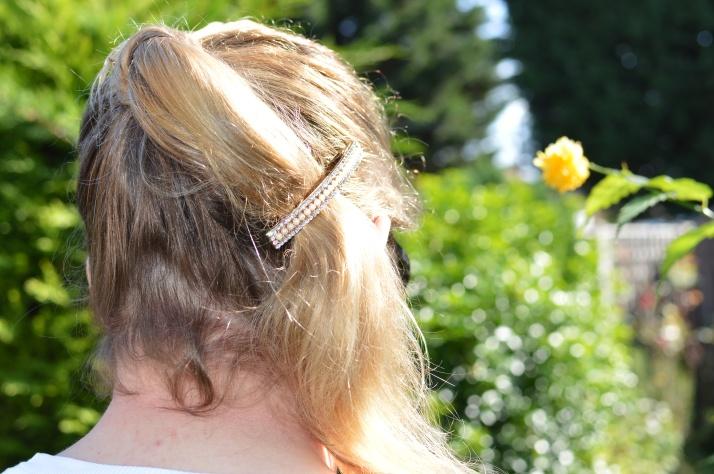 Prada ponytail