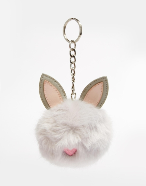 Rabbit pompom