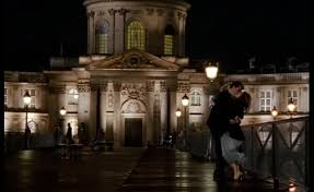 carrie on pont des arts