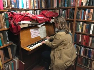 sarah on piano